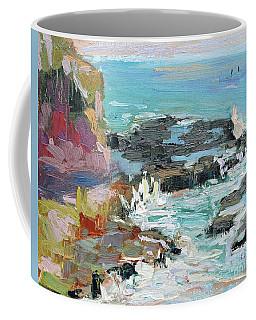 West Cliff Heat Coffee Mug