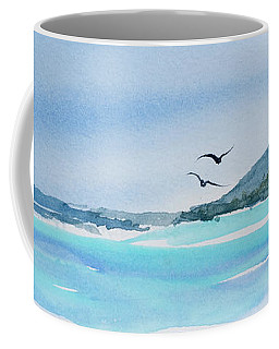West Coast  Isle Of Pines, New Caledonia Coffee Mug