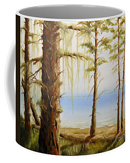 West Coast View Coffee Mug