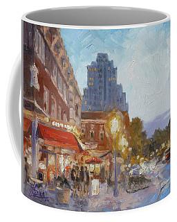 West End Evening - St.louis Coffee Mug