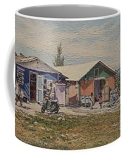 West End - Russell Island Coffee Mug