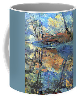 West Fork Reflection - Oak Creek Canyon Coffee Mug
