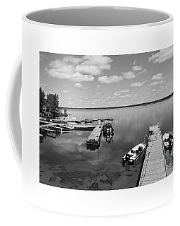 Coffee Mug featuring the photograph West Hawk Lake by Cendrine Marrouat
