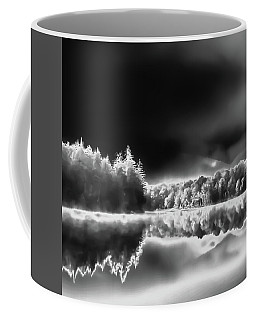 Coffee Mug featuring the photograph West Lake Backlit by David Patterson