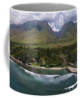 West Maui Mountains Pano Coffee Mug