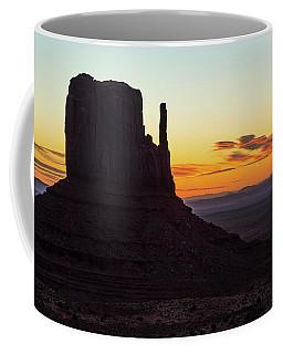 West Mitten Sunrise Coffee Mug