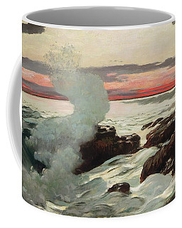 West Point Prouts Neck Coffee Mug
