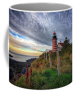 West Quoddy Head Light Station Coffee Mug