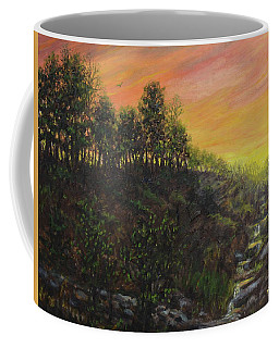 West Ridge Sundown Coffee Mug