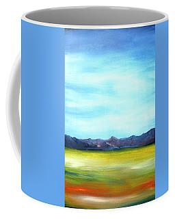 West Texas Landscape Coffee Mug