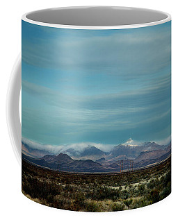 West Texas Skyline #1 Coffee Mug