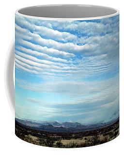 West Texas Skyline #2 Coffee Mug