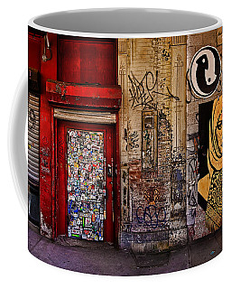 West Village Wall Nyc Coffee Mug