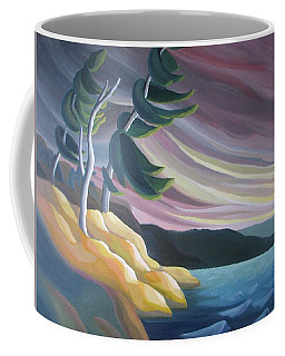 West Wind Coffee Mug