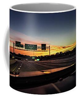 Westbound Coffee Mug by Randy Scherkenbach
