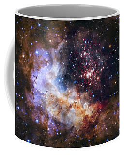 Westerlund 2 - Hubble 25th Anniversary Image Coffee Mug