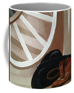 Western Art Work For Luke Coffee Mug