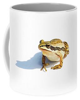 Western Chorus Frog 01 Coffee Mug