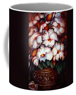 Western Flowers Coffee Mug