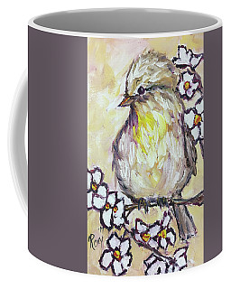 Western Kingbird Chick  Coffee Mug