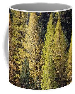 Western Larch Coffee Mug