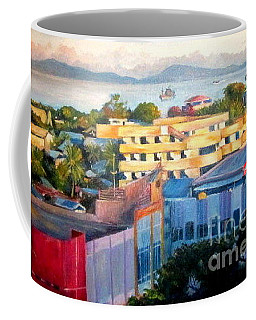 Western Part Of Sorong Town Coffee Mug
