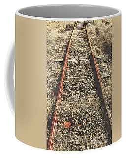Western Railway Of Routes Forgotten Coffee Mug