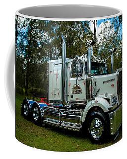 Western Star Coffee Mug