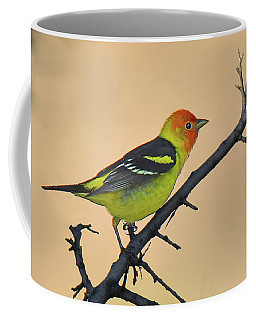 Western Tanager Coffee Mug