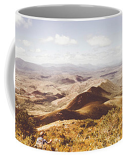 Western Tasmania Wilderness  Coffee Mug