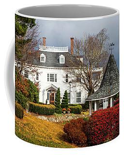 Westglow In Autumn Coffee Mug by Karen Wiles