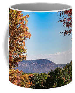 Westhampton View Of Mount Tom Coffee Mug