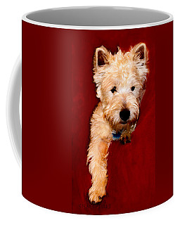 Westie Boy Coffee Mug