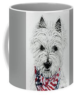 Westie Coffee Mug by Terri Mills