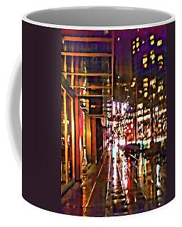 Westlake Rain Coffee Mug