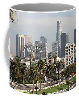 Westlake Theatre To Downtown La Coffee Mug
