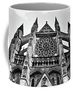 Westminster Abbey London Coffee Mug