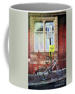Westminster Bicycle Coffee Mug