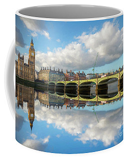 Westminster Bridge London Coffee Mug