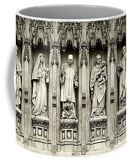 Coffee Mug featuring the photograph Westminster Martyrs Memorial - 1 by Stephen Stookey
