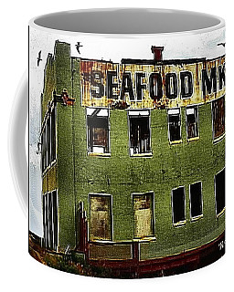 Westport Washington Seafood Market Coffee Mug