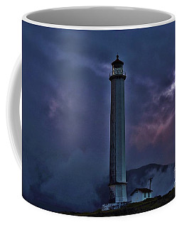 Wet And Foggy Morning Coffee Mug by Craig Wood