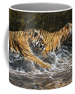 Wet And Wild Coffee Mug