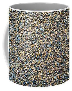 Wet Beach Stones Coffee Mug