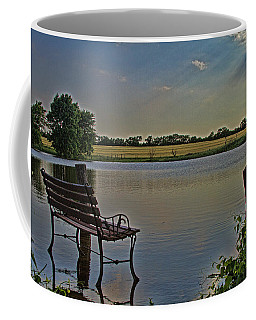 Wet Feet Coffee Mug