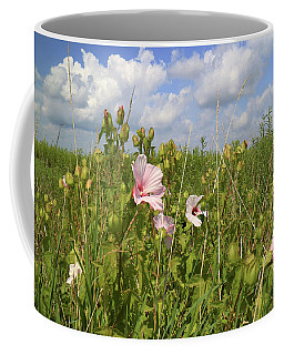 Wet Prairie Coffee Mug