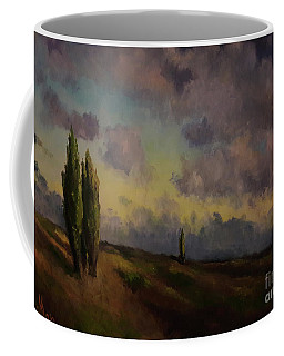 Wet Sky Coffee Mug