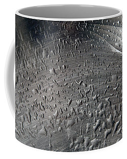 Wet Steel Coffee Mug by Keith Armstrong
