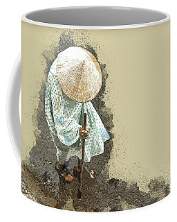 Wet Walk Home Coffee Mug