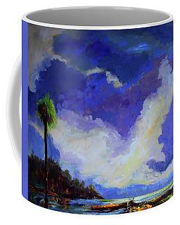 Wetlands Sky  Coffee Mug